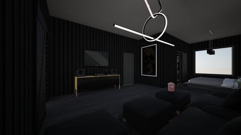 Apt living room 2 - by saratevdoska