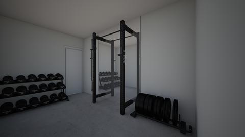 Garage Gym - by rogue_139f0b229cb8110d0201d29b099b3