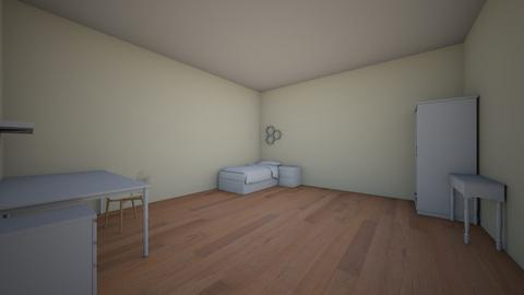 bedroom - Minimal - Bedroom  - by myroom001
