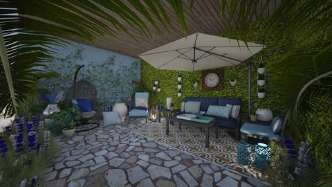 Living Outdoor - Modern - Garden  - by henrynader