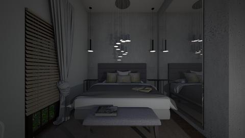 Bedroom_night lights - Bedroom  - by lovasemoke