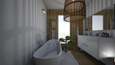 1 - Bathroom  - by furne