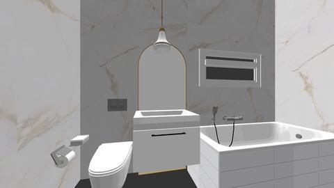 Bathroom_Nori - Bathroom  - by hrnora