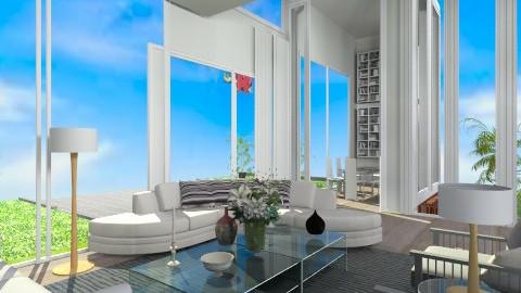 Roberta - Living room - by reddy121