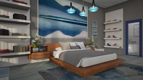 OKBedroom2 - Bedroom - by ZuzanaDesign