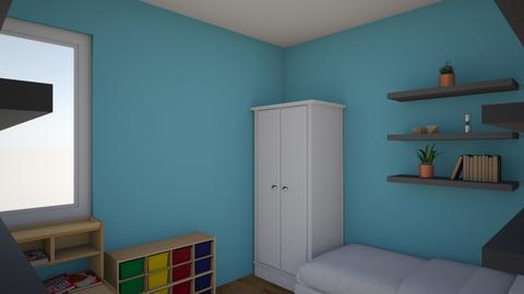 Hab 6 - Kids room - by yo1974