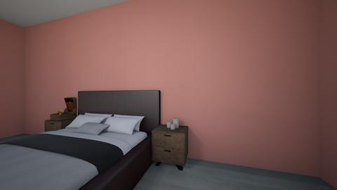 bedroom 2 room assignment - Modern - Bedroom  - by mniven16