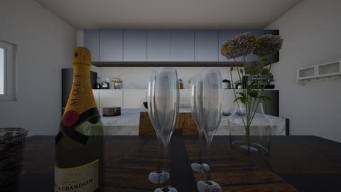my - Kitchen  - by Valentina Tomas