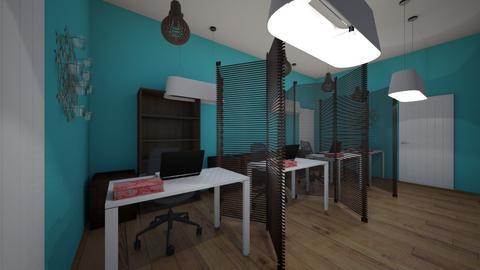 Dentist office - by hielliepoop