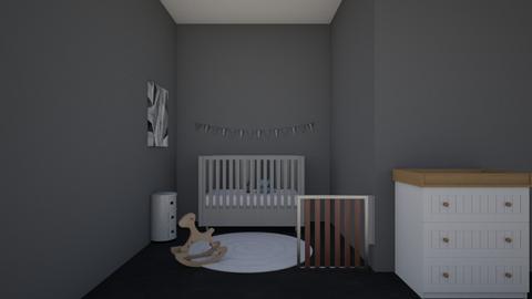 babykamer - Kids room  - by marittheroomstyler