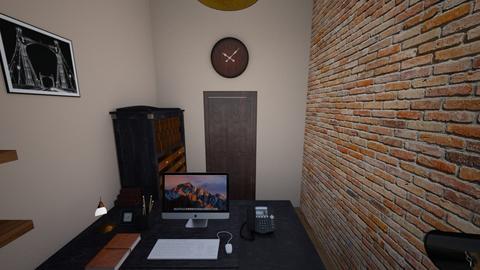 loft - Office  - by vargaviirag
