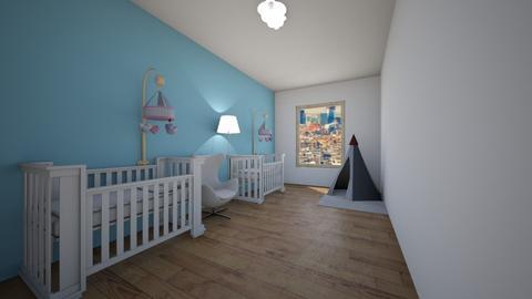 dvojicky - Masculine - Kids room - by o vivess