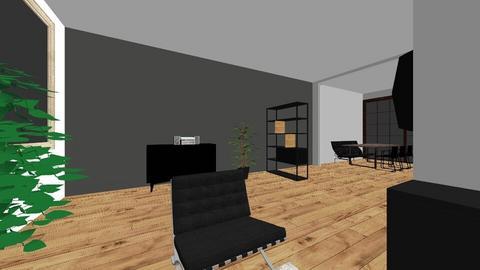 Woonkamer 2 - Living room - by Lymulders1