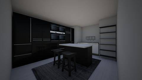 new kitchen design - Kitchen  - by maggietheriot