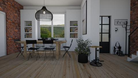 Wood flooring - by Tuija