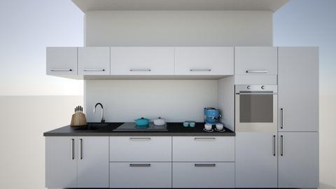 waterside kitchen my desi - Kitchen - by 0414841830