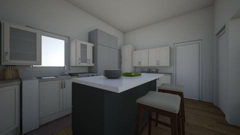 kendalls - Classic - Kitchen  - by Gloria Dahl