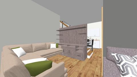 new rumah - Modern - by alviandwiy