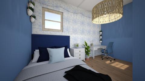 Huckleberry 1 - Bedroom  - by keirabuck27
