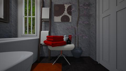 Cris Residence Bathroom  - by themind032976