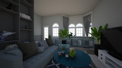 Living room - Living room - by HIHELLOHI