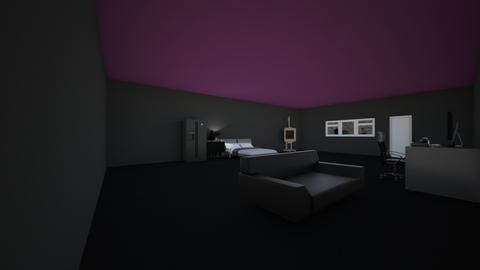 dream room Robbie_what - Bedroom - by Robbie_what