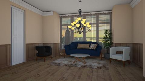 Template Baywindow Room - by maheen ahsan