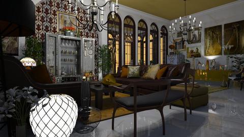 Stravaganza - Living room - by LuzMa HL