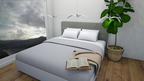 Natural Bedroom - Bedroom  - by MilksDaBunz