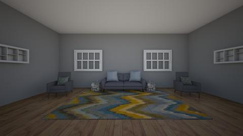 Homes and Interiors Unity - Living room  - by carrieeee