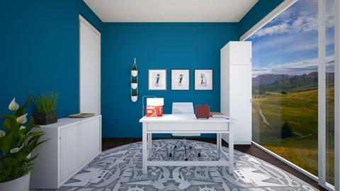 Blue Office - Office  - by E21