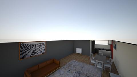 NL12 - Modern - Living room  - by fvolden