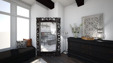 mirror pov - Bedroom  - by presleygardnerr