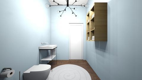 design project - Modern - Bathroom  - by mdonley2