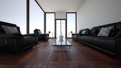elegant - Living room  - by Saphirewing13