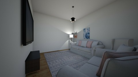 living room - Classic - Living room - by iopqwer