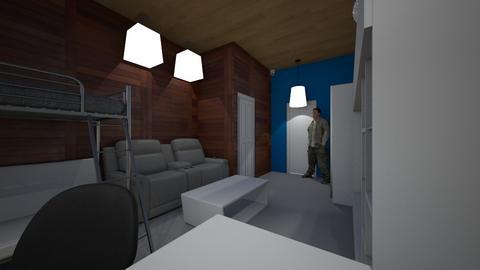 MY DREAM ROOM - Living room  - by XINAVOLO