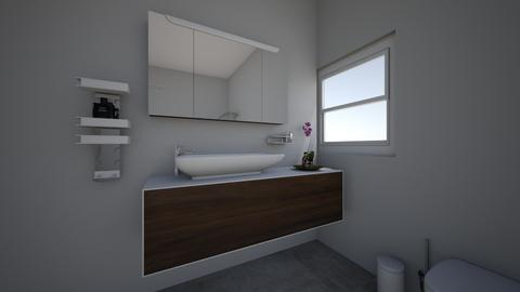 Project 4 Part 6 - Bathroom  - by Mpumie