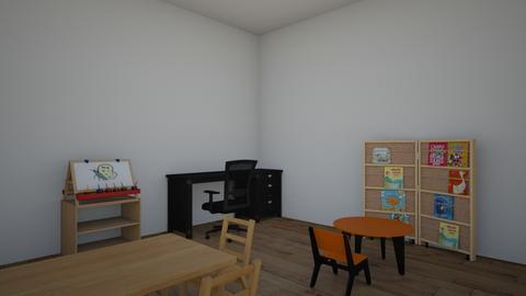 classroom  - Kids room  - by mspayne0809