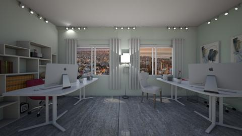 My Office - Office  - by Iirini
