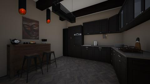 kitchen 1 p1 - Kitchen  - by lokmane