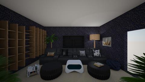 Living room cosmo - Living room  - by Szakalaka3000