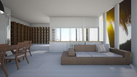 Minimalist Home - Minimal - by LivStyles09