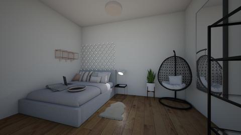 aesthetic - Modern - Bedroom - by bramie2020