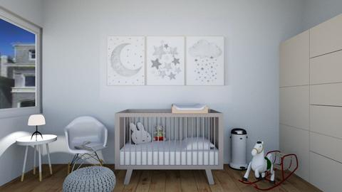 Baby Nursery - Kids room  - by LilLil