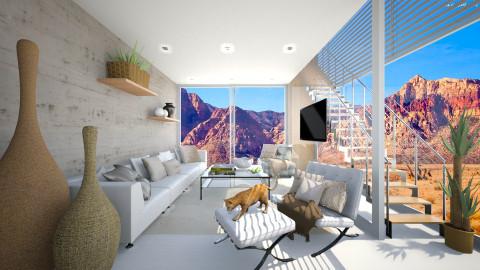 KK1615 - Classic - Living room  - by KK1615