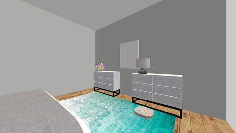 Gabrielle DeCapua Period9 - Bedroom  - by lilg129class