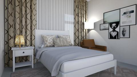 mybedroom2 - Bedroom  - by GaliaM