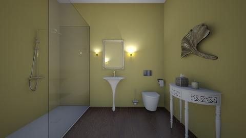 sofi j - Bathroom  - by sjanevska