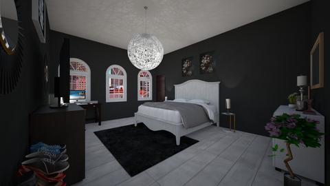 Jasmine Gotschall 3 - Bedroom  - by gotschj20